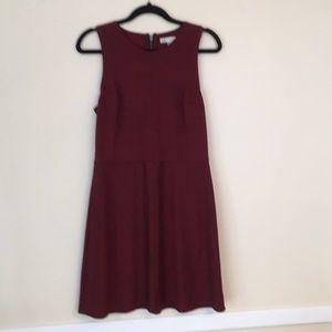 Cato Dress in Size 14 Burgundy.  EUC!